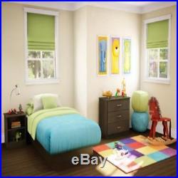3 Drawer Chest Dresser South Bedroom Furniture Chocola