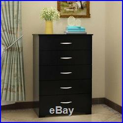 5/6 Drawer Bedroom Furniture Dressers Nightstands Storage Chest Dresser BP