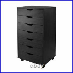 7 Drawers Cabinet Chest Organizer Dresser Storage Clothes Office Crafts Bedroom