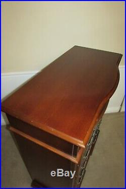 Bassett Chest, 6 Drawer High Dresser