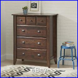 Bedroom Dresser Rustic Chest of Drawers Discount Furniture Clothes Storage SALE