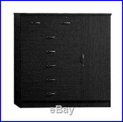 Bedroom Storage Dresser 7 Drawer Furniture Clothes Organizer Cabinet Chest New