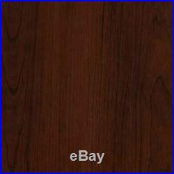 Cherry 4 Drawer Dresser Wooden Chest Drawers Storage Bedroom Furniture Classic