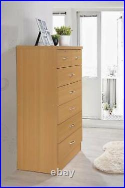 Chest Drawers Cabinet Storage Dresser Bedroom Craft Sewing Organizer Furniture