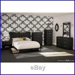 Chest Of 6 Drawer Furniture Bedroom Dresser Storage Cabinet Clothes Organizer BP