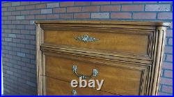 Chest of Drawers Tall Chest Highboy French Regency Dresser by Henredon