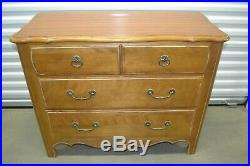 Ethan Allen Country French Chest 3 Drawer Birch #26-5201L #246 Provence ca 2002