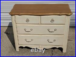 Ethan Allen Country French Chest 3 Drawer Birch #26-5201L 646 Provence