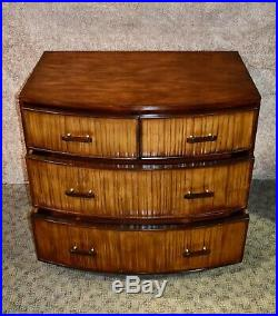 Ethan Allen Transitional Tommy Bahama Four Drawer Accent Chest