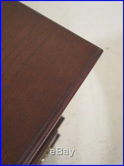 F48358EC LANE Cherry 1 Drawer Cedar Lined Blanket Chest