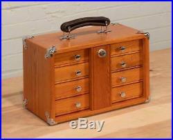 GI-T12 4 Drawer Oak/Veneer Chest by Gerstner International Tools Hobby FREE SHIP