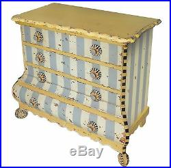 Hand-painted Mackenzie STYLE Childs Shabby NEW Chic Chest Drawers Farmhouse