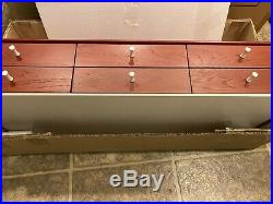 Herman Miller Nelson Chest 6 Drawer with Pedestal Base, Retails for Over $3000