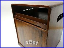 Japanese antique vintage lacquer wood Hikidashi chest box drawers chacha