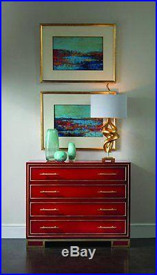 John Richard Collection Talullah Nian Four-Drawer Chest Horchow Neiman Marcus