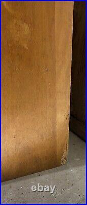 Large Vintage Haberdashery Chest Of Drawers Shop Display Storage Unit
