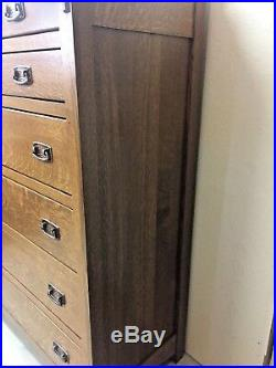 Mission Arts and Crafts Stickley Style Chest of Drawers NEW Made to Order