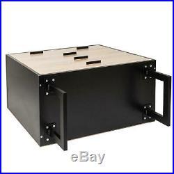 Modern Wood 5 Drawers Home Storage Dresser Chest Furniture