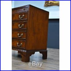NOC055, Niagara Furniture, Small Mahogany Chest of Drawers, Mahogany Drawers
