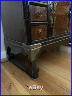 Oriental Furniture-Asian 39 Drawer Apothecary ChestDresser Cabinet