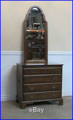 Pennsylvania House Cherry Bachelor Chest, Four Drawer Hall Console, Dresser