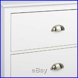Prepac Yaletown 5 Drawer Lingerie Chest in White