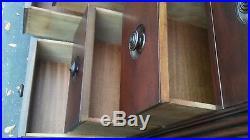 Ralph Lauren Polo Gentlemans chest 24 drawers mahogany