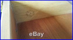 Rare MID Century Modern Johnson Furniture Renzo Rutili Chest Of Drawers P