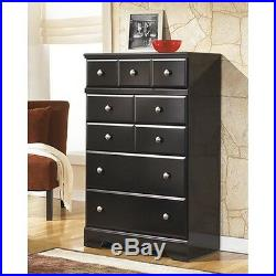 Signature Design by Ashley B271-46 Chest of Drawers Almost Black