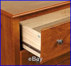 Sonoma Furniture 5 Drawer Dresser Chest Cherry NEW