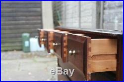 Stag Minstrel Chest Of Drawers 2 X 4 Solid Wood Furniture Draw Mahogany Living