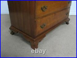 Stickley Cherry Oversize Bachelors Chest, Dresser, Four Drawers