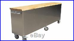 Thor 96 24 Drawers Cabinet Tool Chest Wood Crate Cabinet Tool Box HTC9624M