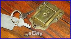 Vintage Antique STAR 7-drawer Oak Wood Machinist Tool Box Chest