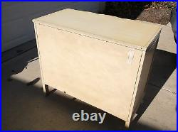 Vintage John Widdicomb French 3 Drawer Painted Chest