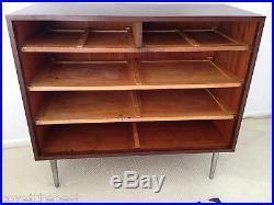 Vintage Pair Edward Wormley Dunbar MID Century Dressers Chest Drawers