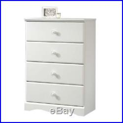 Wood Bedroom Dresser Chest with Drawers Kids Bedroom Furniture Organizer