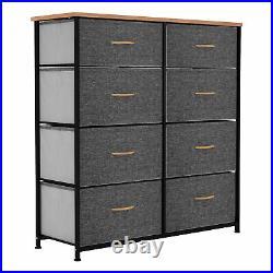 YITAHOME Storage Drawer Dresser Chest Bins Shelf Organizer Tower Office Bedroom